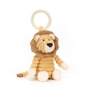 Jellycat - SRJ4L - Cordy Roy Baby Lion Jitter (471844)