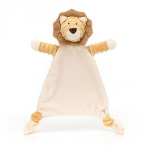 Jellycat - SRS4L - Cordy Roy Baby Lion Soother (471846)