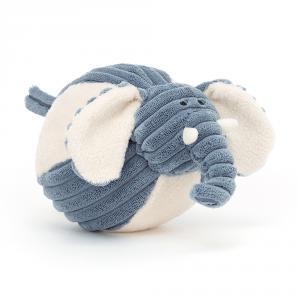Jellycat - SRAB4E - Cordy Roy Baby Elephant Activity Ball (471848)