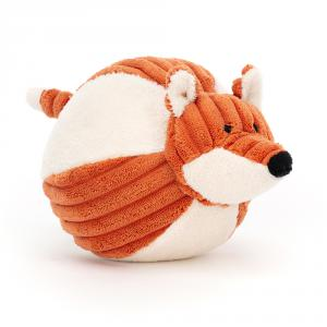 Jellycat - SRAB4FX - Balle d activité bébé renard Cordy Roy (471850)