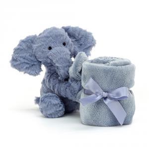 Jellycat - FWS2E - Doudou éléphant Fuddlewuddle (471856)