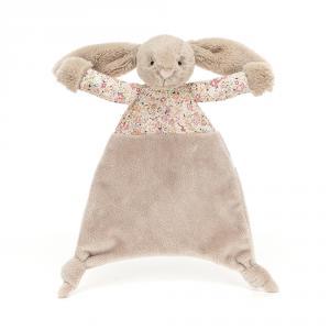 Jellycat - BBC4BB - Blossom Bea Beige Bunny Comforter (471866)