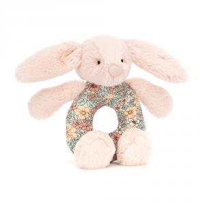 Jellycat - BLBL4GR - Anneau lapin blush Blossom Bea (471868)