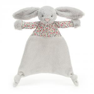 Jellycat - BBC4S - Blossom Silver Bunny Comforter (471874)