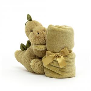 Jellycat - SO4DNO - Bashful Dino Soother (471886)