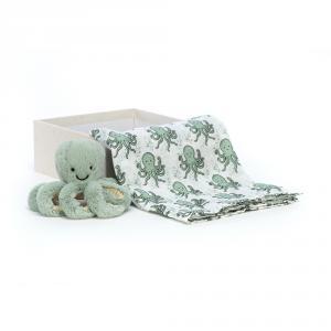 Jellycat - ODY2SET - Odyssey Octopus Gift Set (471896)