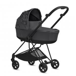 Cybex - 521001387 - Nacelle Mios SIMPLY FLOWERS gris (472324)