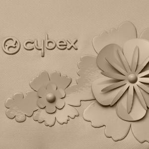 Cybex - 521001415 - Chancelière SIMPLY FLOWERS gris (472344)
