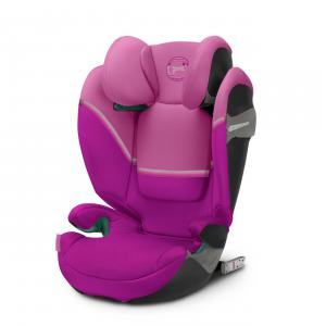 Cybex - 521003101 - Siège-auto Solution S2 I-FIX Magnolia Pink (472416)