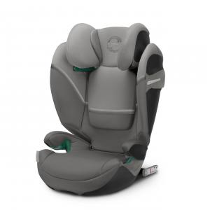 Cybex - 521003105 - Siège-auto Solution S2 I-FIX Soho Grey (472420)