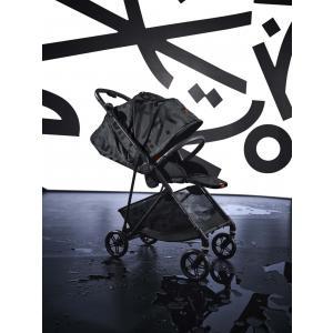 Cybex - 521001593 - Poussette Melio Street Real Black (472434)
