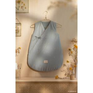 Nobodinoz - CLOUDSMALL033 - Gigoteuse hiver Cloud 0-6 mois Willow soft Blue (472460)
