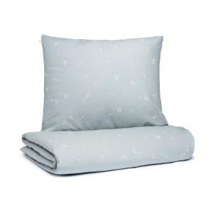 Nobodinoz - HIMALAYACRIB033 - Parure de lit enfant Himalaya Willow soft Blue (472472)