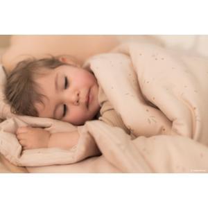 Nobodinoz - HIMALAYACRIB034 - Parure de lit enfant Himalaya Willow Dune (472474)