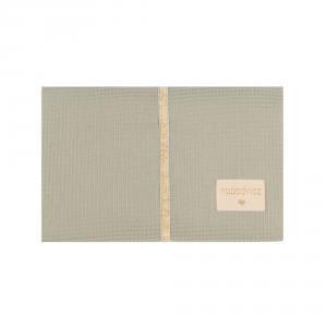 Nobodinoz - MOZART010 - Matelas de change Mozart Vert Tilleul (472554)