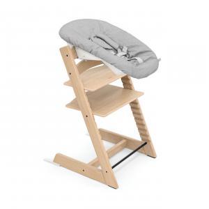 Stokke - BU420 - Chaise Tripp Trapp® Chêne naturel et Newborn Set (472704)