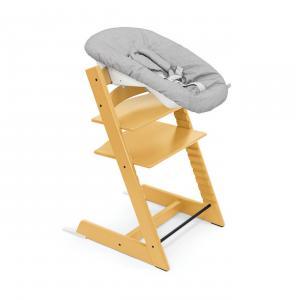 Stokke - BU423 - Chaise Tripp Trapp® Jaune tournesol et Newborn Set (472710)