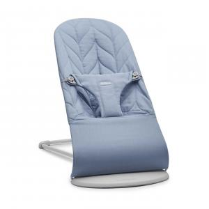 Babybjorn - 006123  - Transat Bliss  Matelassage Pétale Bleu (472736)