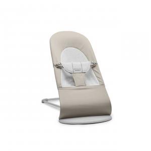 Babybjorn - 005183  - Transat Balance Soft Beige-Gris (472746)
