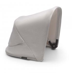 Bugaboo - 2306010066 - Capote blanc brume pour Bugaboo Fox 3 (473076)