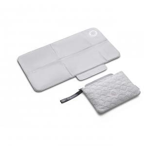 Bugaboo - 2306010091 - Pochette à langer gris clair chiné (473098)