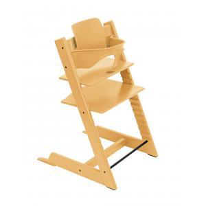 Stokke - BU433 - Chaise haute Tripp Trapp jaune et Babyset (473238)