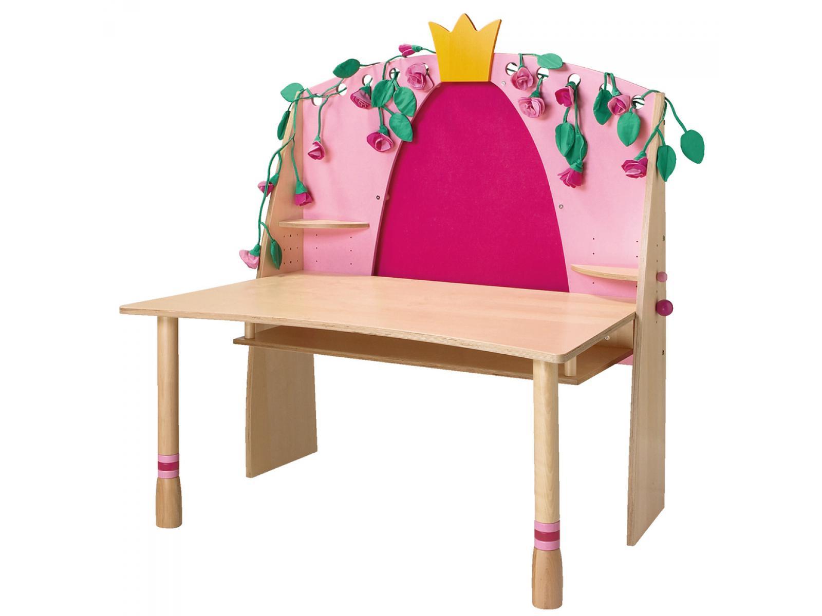 haba bureau belle au bois dormant. Black Bedroom Furniture Sets. Home Design Ideas