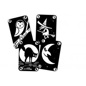 Djeco - DJ05116 - Jeux de cartes -  Mistibooh ! (51255)
