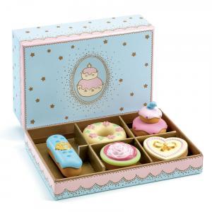 Djeco - DJ06523 - Imitation - Gourmandises -  Gâteaux de princesses * (51261)