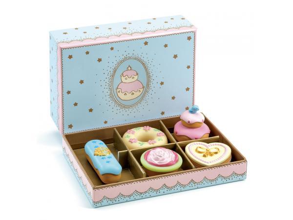 Imitation - gourmandises - gâteaux de princesses *
