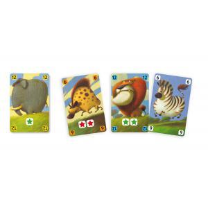Djeco - DJ05110 - Jeux de cartes -  Savana * (5693)
