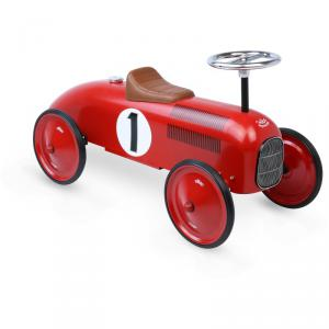 Vilac - 1049 - Porteur voiture vintage rouge - à partir de 18m (58322)