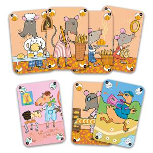 Djeco - DJ05115 - Jeux de cartes -  Happy Family (63856)