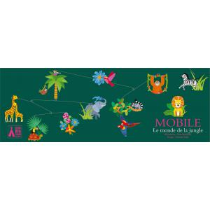 Djeco - DD04316 - Mobiles polypro - Jungle (63903)