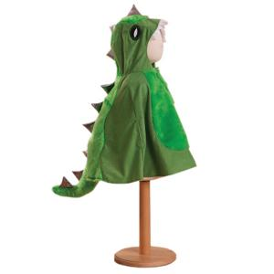 Travis - DIN-STD - Costume Dinosaur green - 4 à 8 ans (66167)