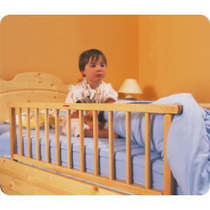 Combelle - 90CBLN101 - Barrière de lit vernis naturel (76230)