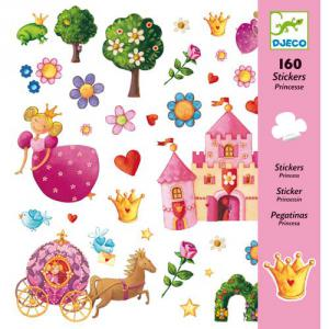 Djeco - DJ08830 - Stickers - Princesse Marguerite (76381)
