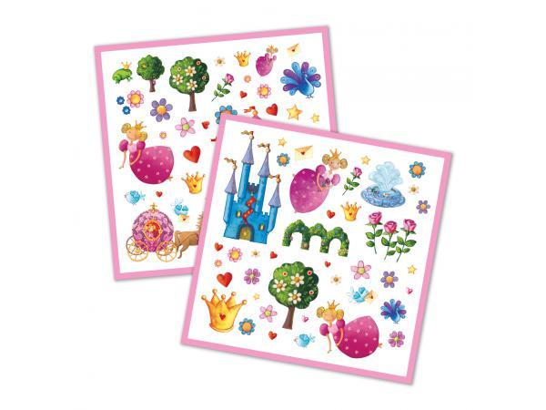 Stickers - princesse marguerite