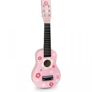 Vilac - 8305 - Guitare fleurs - à partir de 3+ (89303)