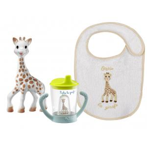 Vulli - 450311 - Set tasse anti-fuite Sophie la girafe (Tasse BPA free) (89762)