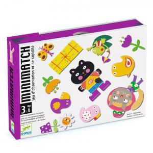 Djeco - DJ05175 - Jeux de cartes -  MiniMatch (90654)