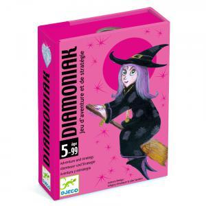 Djeco - DJ05117 - Jeux de cartes -  Diamoniak * (90656)