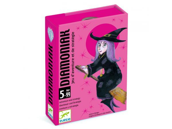 Jeu de cartes - diamoniak