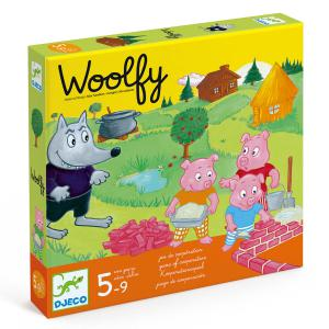 Djeco - DJ08427 - Jeu Woolfy (90672)