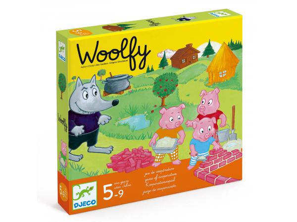 Jeu - woolfy