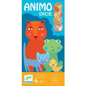 Djeco - DJ08475 - Jeux -  Animo Dices * (90682)