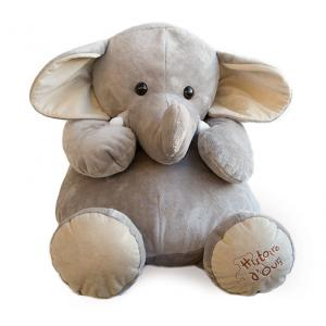 Histoire d'ours - HO1285 - Elephant - taille 60 cm (92393)