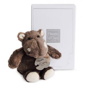 Histoire d'ours - HO1059 - Hippo 14 cm - boîte cadeau (92395)