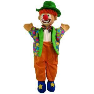 Au Sycomore - MA35018 - Marionnette clown 35 cm (9449)