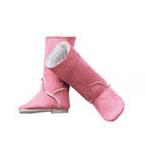 Gotz - 3401364 - Bottes, rose, pour poupees 45 - 50 cm  (94682)